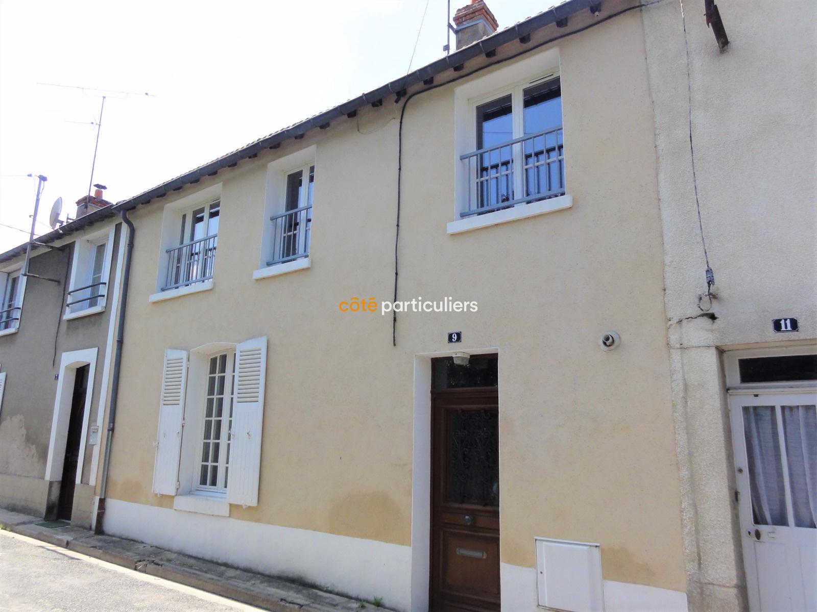 Vente investissement montargis centre for Maison montargis
