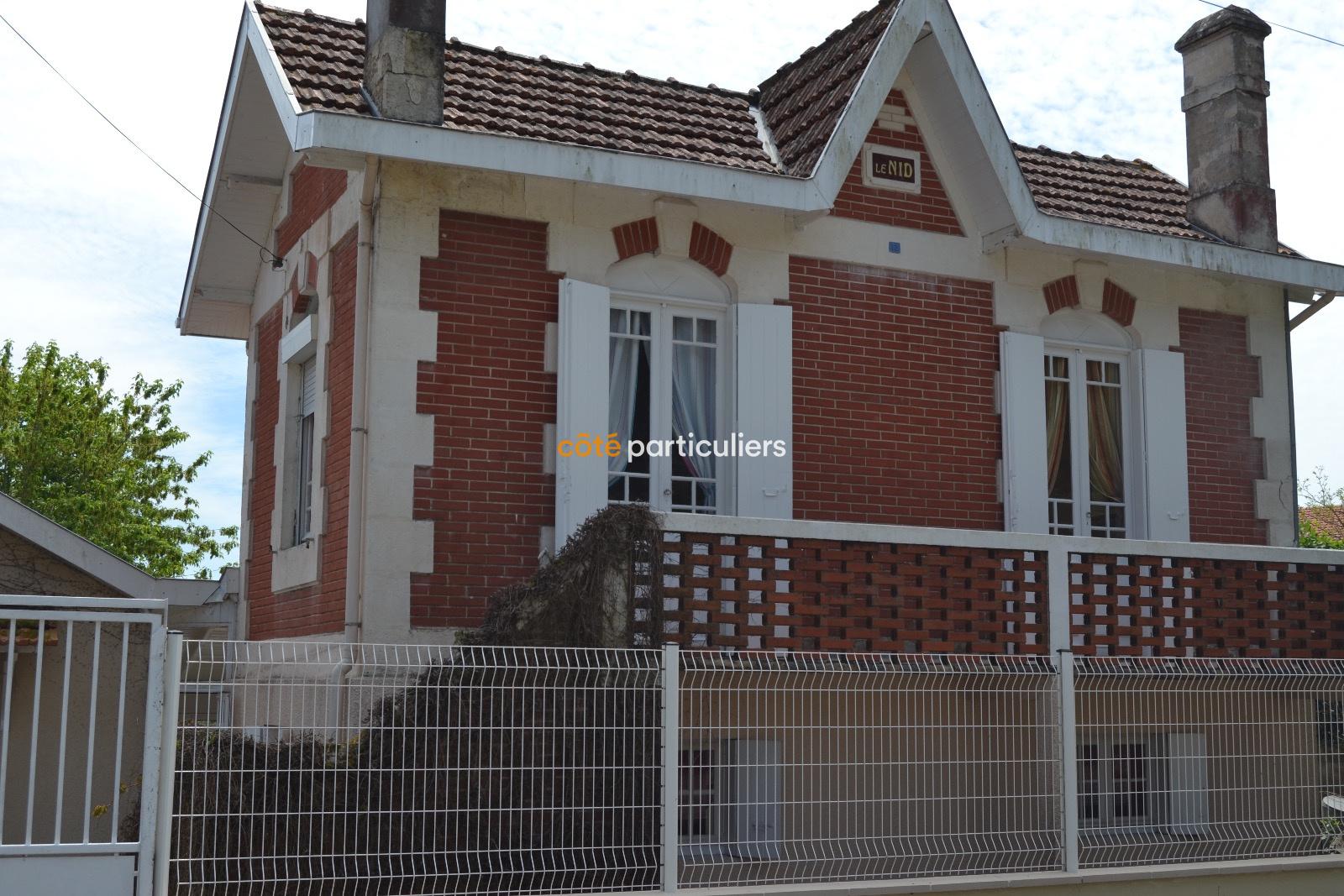 Vente Maison De Ville Le Verdon  Pieces