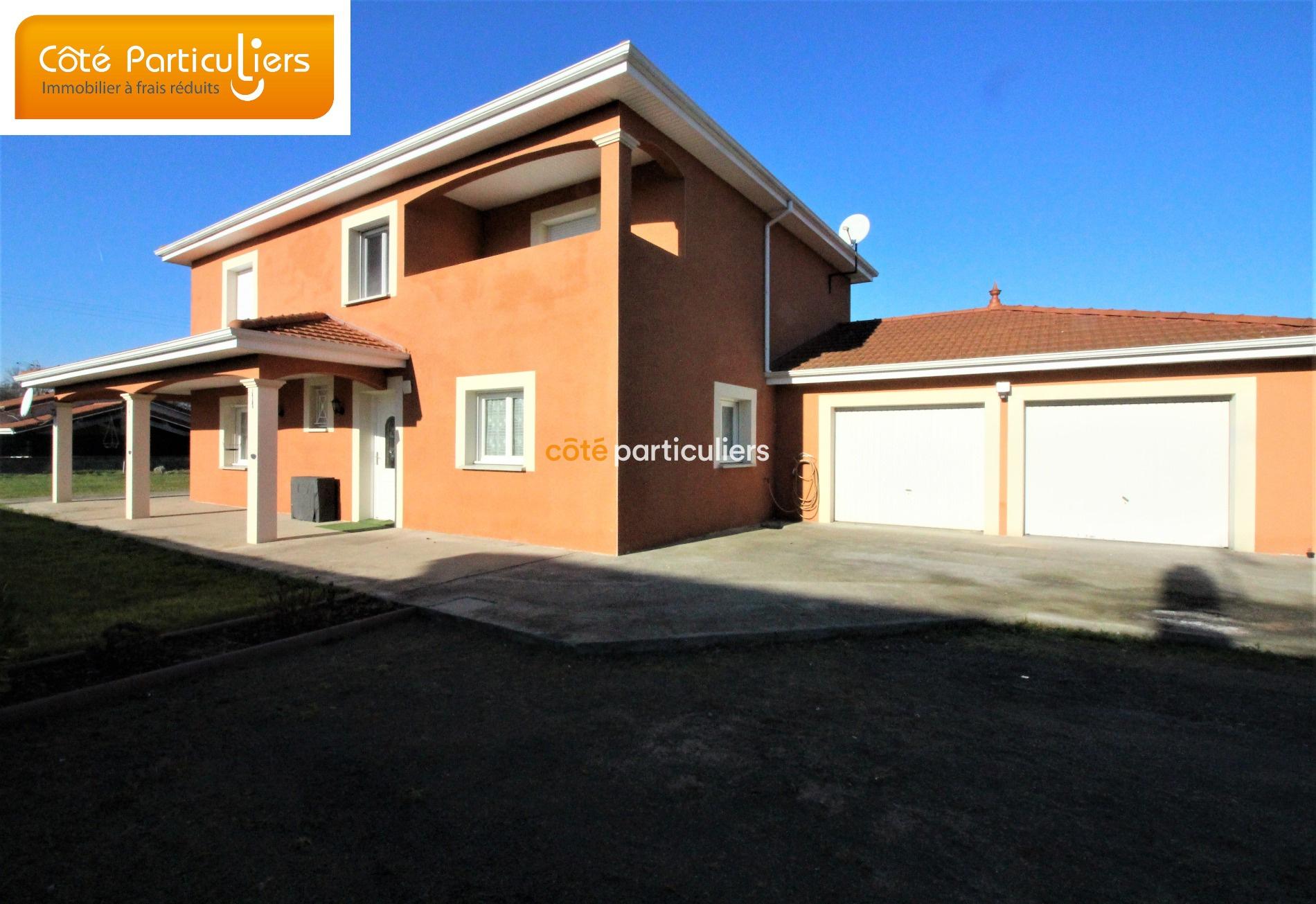 Annonce vente maison balbigny 42510 198 m 238 000 for Vente de bien immobilier atypique