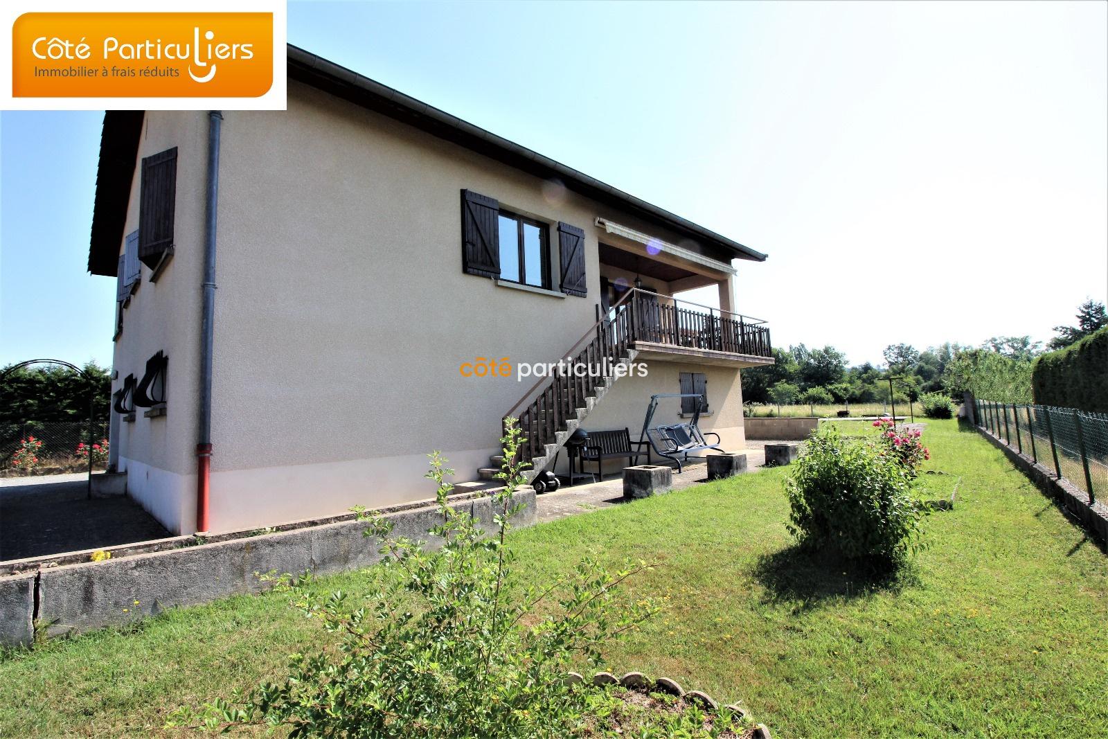 Vente maison sur 1 200 m2 de terrain for 100 m2 de terrain