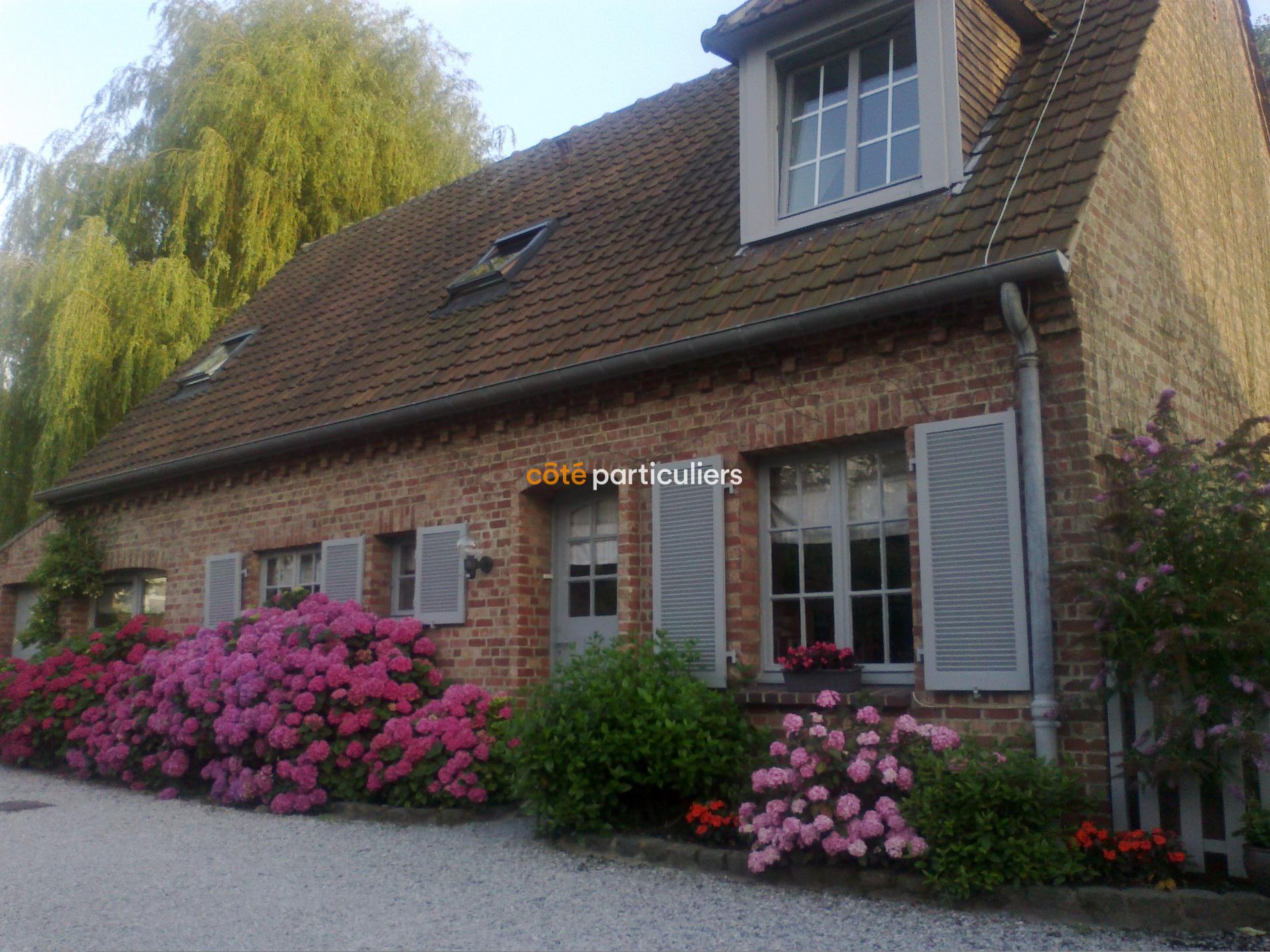 Vente nouveaute jolie maison individuelle for Vente maison individuelle hem