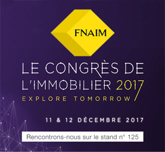 Le congrès de l'immobilier 2017
