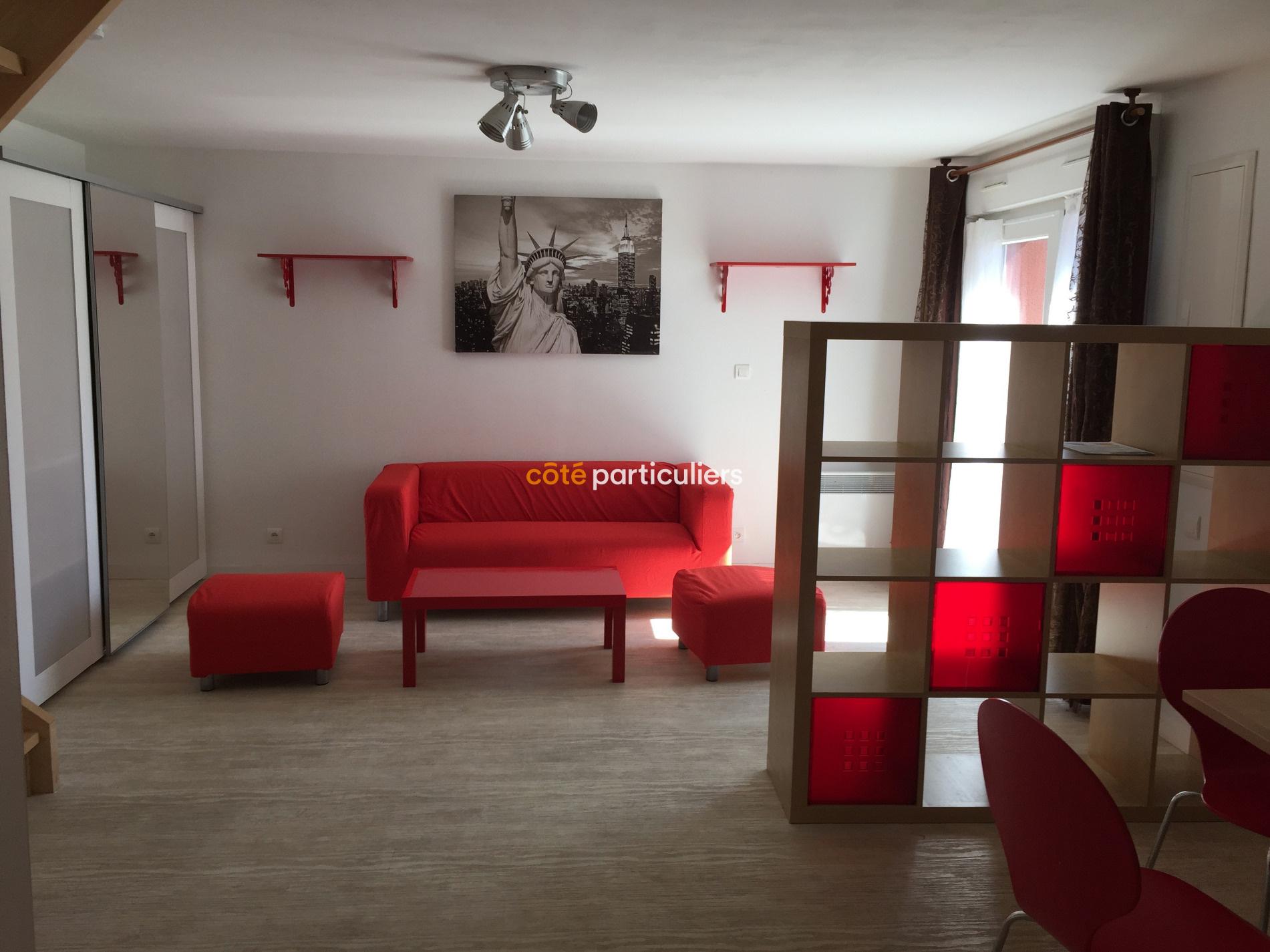 Vente special investisseur t2 duplex renove et meuble proche iut