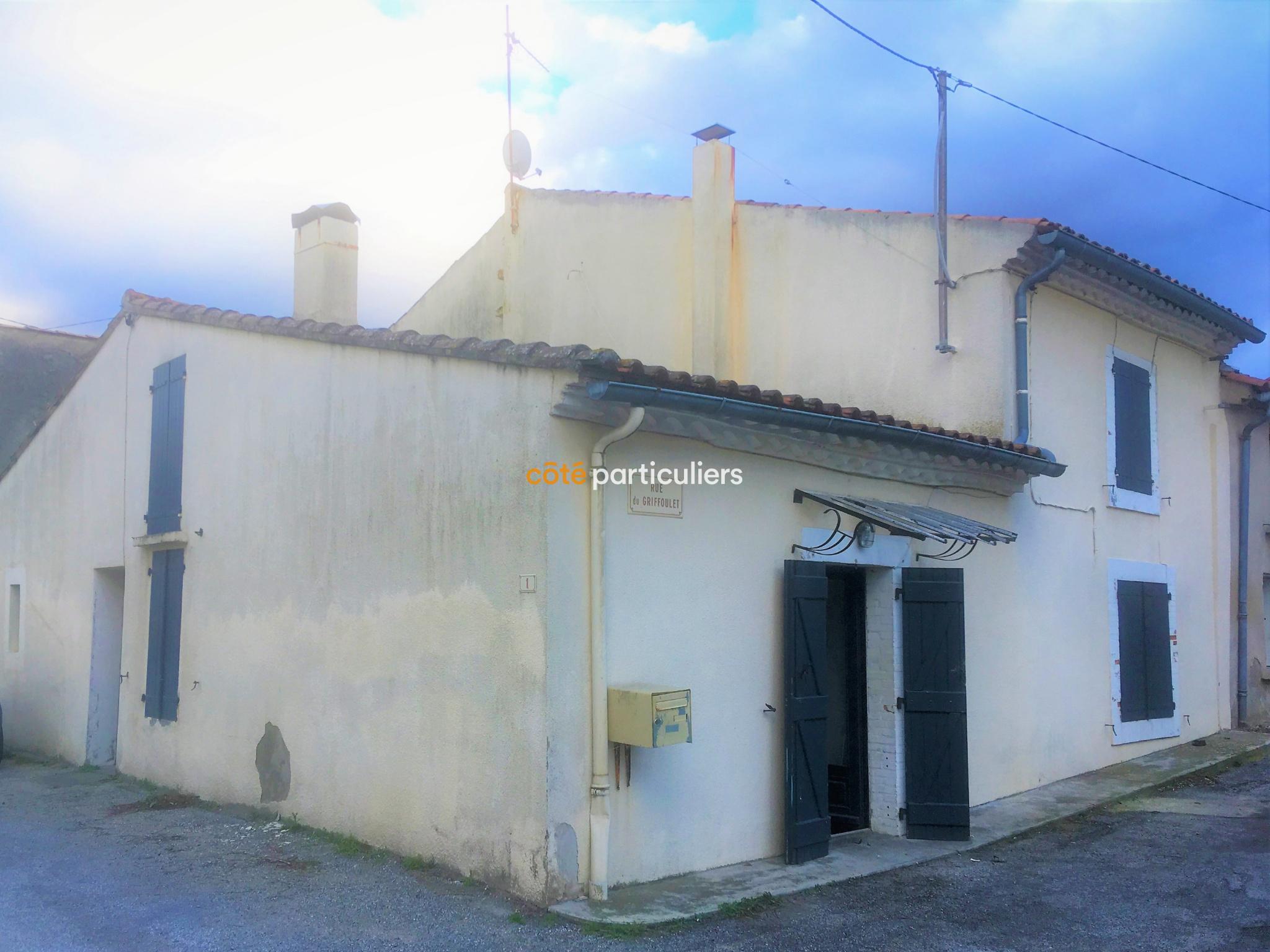Vente Soreze La Garigole Maison De Village Du Xixeme S Type 4