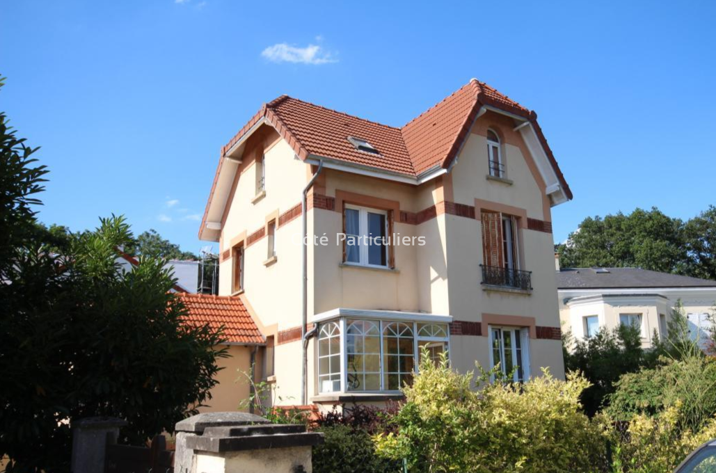 Vente Maison De Famille Au Jardin Parisien
